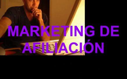 Marketing de Afiliados Ganar dinero Online