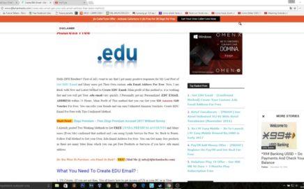 Mejor manera para ganar dinero online  PAYPAL + ¿Cómo crear un school mail .edu?