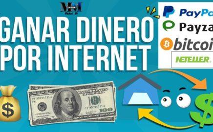 Mejores Paginas Para Ganar Dinero Por Internet FIABLES   Sin Invertir   2017 ACTUALIDAD