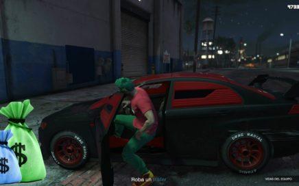 MISION PARA GANAR DINERO GTA V ONLINE, dinero facil Grand Theft Auto V
