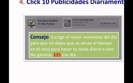 My Paying Ads comienza con $5.00 y Gana Dinero Online