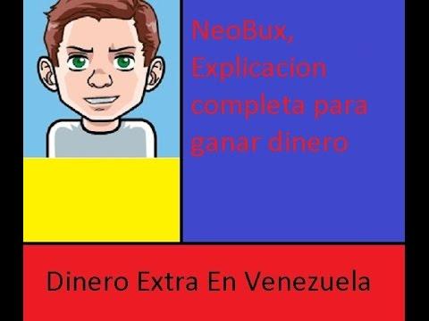 NeoBux, Como funciona Para Ganar Dinero Gratis | Dinero Extra En Venezuela