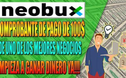 Neobux | La Mejor Página Para Ganar Dinero Online | Pago De +110$ (Octubre) | Incrementa Tu Sueldo