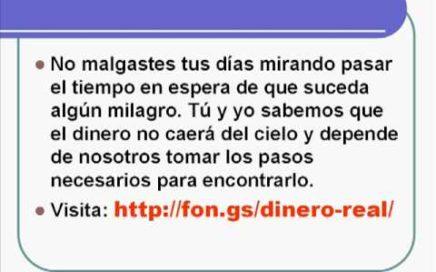 No hay mejor forma y mas facil de GANAR DINERO online (trabajo en casa) Sin Engaños