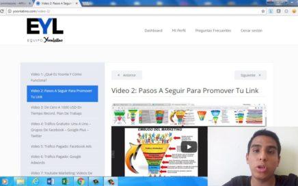 NUEVO BONO: Plataforma De Entrenamiento Yoonlatino. NO Fracases En Yoonla. Gana Dinero Por Internet