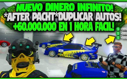 NUEVO! DINERO INFINITO DUPLICAR AUTOS LOWRIDERS MASIVO! GTA 5 1.41 MONEY GLITCH (AFTER PATCH)