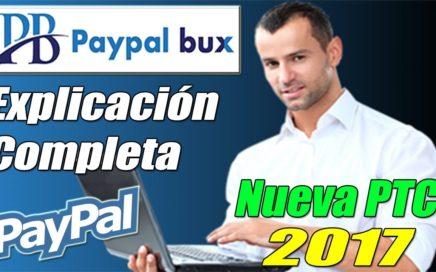 Paypal Bux Explicación Completa   Gana Dinero Gratis con Anuncios, Ofertas, etc   Gokustian
