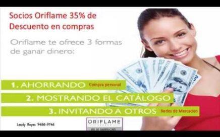 Que es Oriflame y como puedo ganar dinero con Oriflame