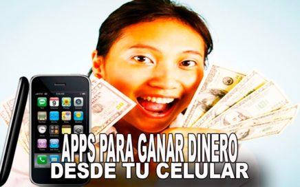 Si tienes un celular esto te interesa truco para ganar dinero desde casa con tu celular ideas n