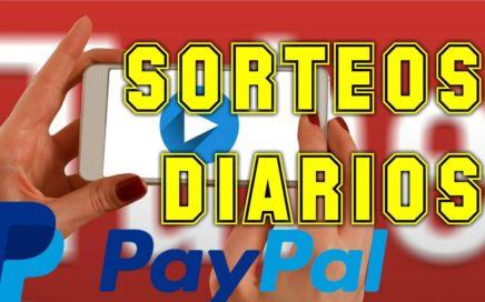 SORTEO DE DOLARES A PAYPAL | GANA DINERO VIENDO VIDEOS |