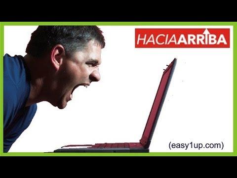 Tengo Problemas Para Registrarme en HaciaArriba.com