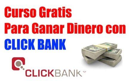 TRUCO PARA GANAR DINERO CON CLICK BANK - DINERO ABUNDANTE Y RÁPIDO