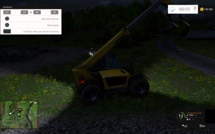 Tutorial como ganar dinero rapido en farming simulator 2015 ps4 parte 6
