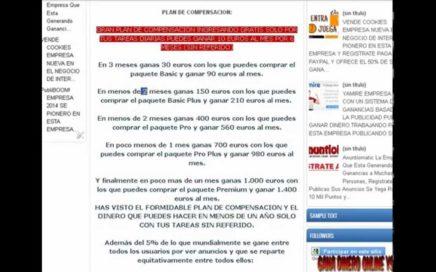 VIEWCLICKCASH PRESENTACION DE CUANTO PUEDES GANAR GANA DINERO ONLINE YS