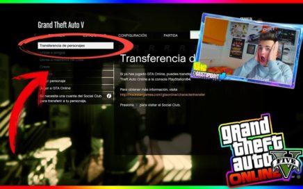 ¡¿VUELVEN LAS TRANSFERENCIAS DE GTA V ONLINE!?