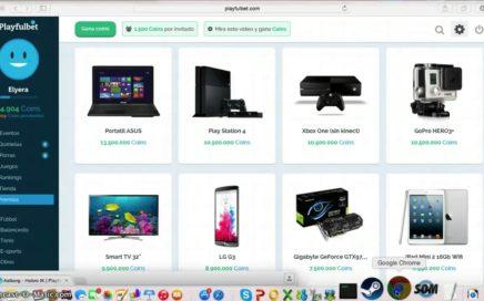 1000000 monedas Bug PlayFulbet 2017 Como ganar dinero rapido por internet