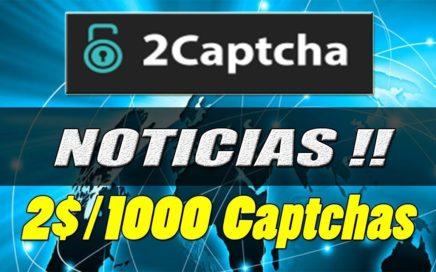 2CAPTCHA PAGANDO ( $10 O $20 DOLARES DIARIOS )