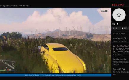 AYUDANDO A GANAR DINERO A SUSCRIPTORES EN DIRECTO   GTA 5 ONLINE