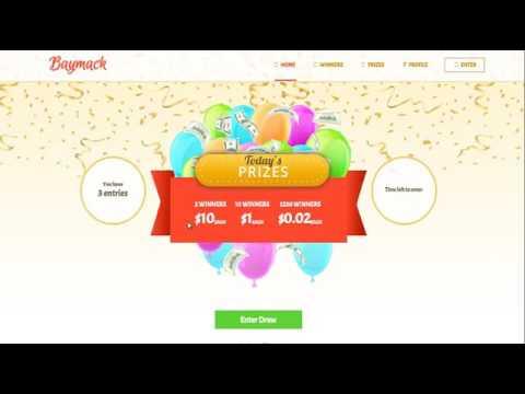 BAYMACK Similar a Snuckls gana dinero por interne $