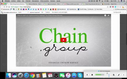 CHAIN GROUP | Gana dinero con las Mejores Plataformas de Negocio