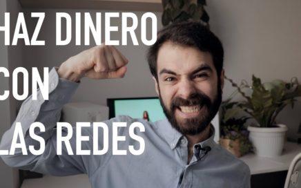 Cómo GANAR DINERO A TRAVÉS DE LAS REDES SOCIALES!!