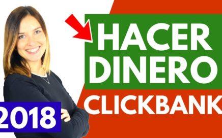 Cómo Ganar Dinero con Clickbank 2018 - Parte 2  | Alejandra y Toni | Vídeo 260 DE 365