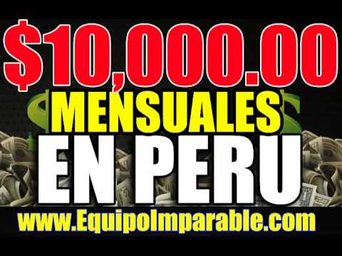 Cómo Ganar Dinero Desde La Casa Por Internet En Perú - Ganar Dinero En Perú