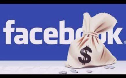 Como ganar dinero en facebook 2018 fácil y sencillo nuevo metodo