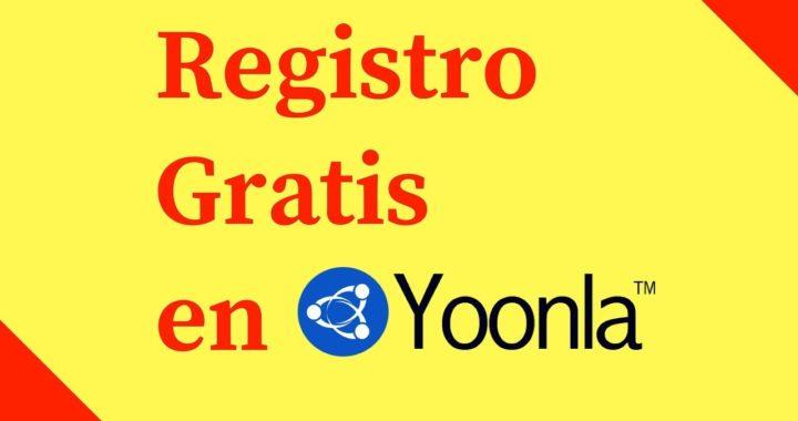Como Ganar Dinero Por Internet - Registro Gratis en Yoonla