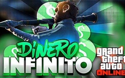 COMO TENER TODO GRATIS EN GTA V!! AL MOMENTO DINERO INFINITO!!