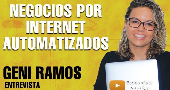 COMO TRABAJAR DESDE CASA POR INTERNET SIN INVERTIR DINERO - Entrevista a Geni Ramos