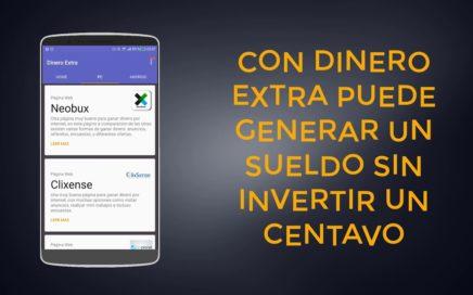 DINERO EXTRA - GANA DINERO POR INTERNET