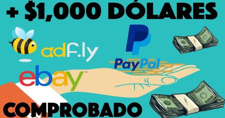 GANA 100$ EN INERNET EN 1H FÁCILMENTE!