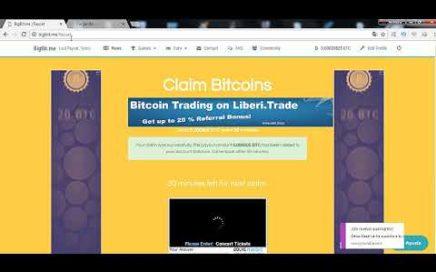Gana 5$ diarios en bitcoin! NUEVA Similar a FAUCET PIG (con problemas)