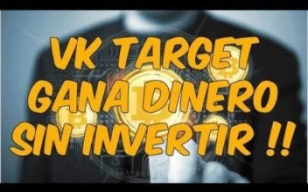 GANA DINERO GRATIS A PAYPAL | VK TARGET