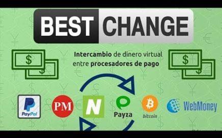 Gana dinero Por Internet [bestchange ]
