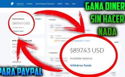 GANA DINERO POR TENER TU PC ENCENDIDA! - Gana $10 dolares para paypal sin hacer nada! 2018