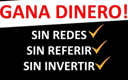 GANA DINERO SIN INVERTIR!! by Juan Sagaz