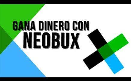 gana dinero viendo publicidad en internet | neobux.com