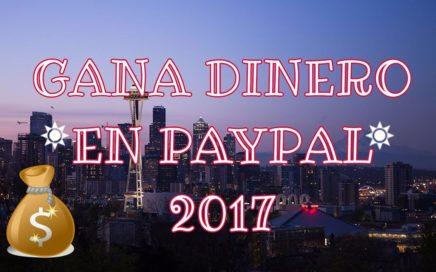 Ganar dinero en PAYPAL 2017  haciendo clics