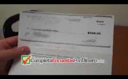Ganar Dinero Facil - Completa Encuestas Por Dinero