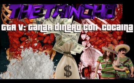 GTA V: Ganar dinero con Cocaina (SixFiguretemps)