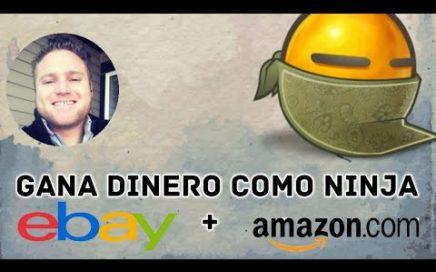 Hacer Dinero Facil Con Ebay Y Amazon En 5 Minutos