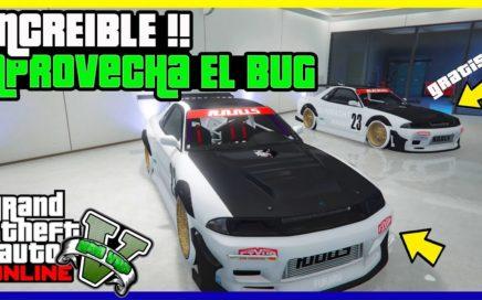 """INCREIBLE!! APROVECHA EL BUG Y GANA $1.000.000 EN 1 MINUTO EN """"GTA V ONLINE"""" 1.42"""