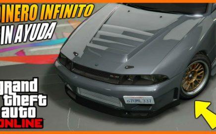 *INCREÍBLE* NUEVO TRUCO DINERO INFINITO SIN AYUDA 1.41 [$1,000,000 CADA 30 SEGUNDOS] | GTA 5 ONLINE