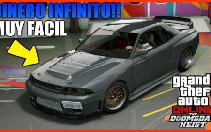 *INCREIBLE* TRUCO DE DINERO INFINITO SUPER FÁCIL 1.42 [DUPLICAR AUTOS DE LUJO] | GTA 5 ONLINE