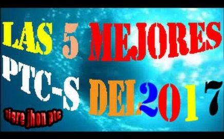 LAS MEJORES PTC  2017 | LAS 5 MEJORES PTC 2017 | LA MEJOR PTC 2017 - Tutorial | TOP PTC 2017 Español