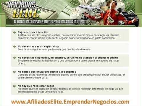 Modelo de Negocio por Internet Ventajas Marketing de Afiliados para Ganar Dinero desde Casa
