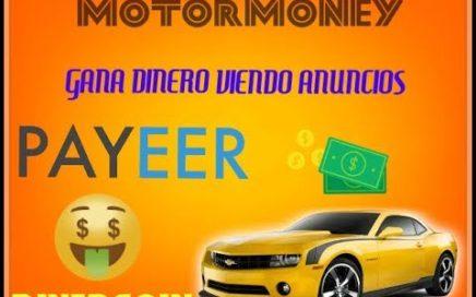 MOTORMONEY l GANA DINERO FÁCIL VIENDO ANUNCIOS
