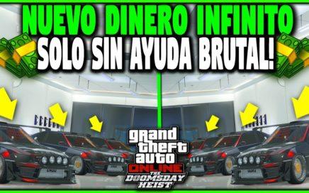 NUEVO! CON ESTE TRUCO COMPRARAS TODO LO NUEVO DEL DLC! GTA 5 DINERO INFINITO SOLO (PS4 XBOX Y PC)